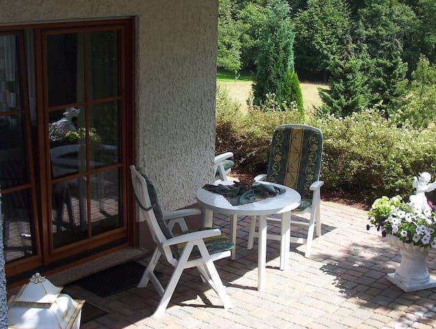 FE-WO WALDBLICK ALPENROD HACHENBURG - Alpenrod - Condominium