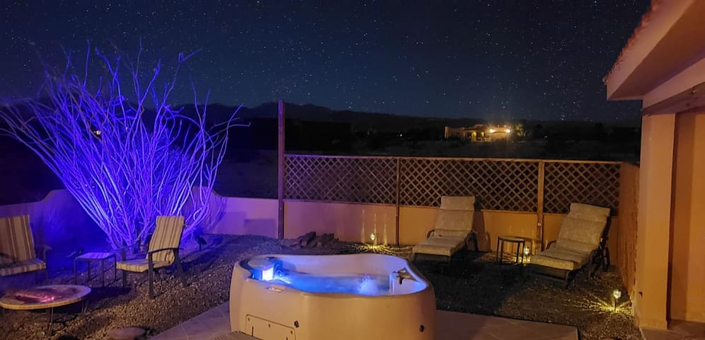 Casita Luna at El Dorado Ranch Pool/Spa/WiFi/BBQ