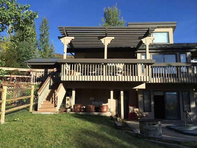 Family Friendly Mountain Paradise - Aspen - Dům