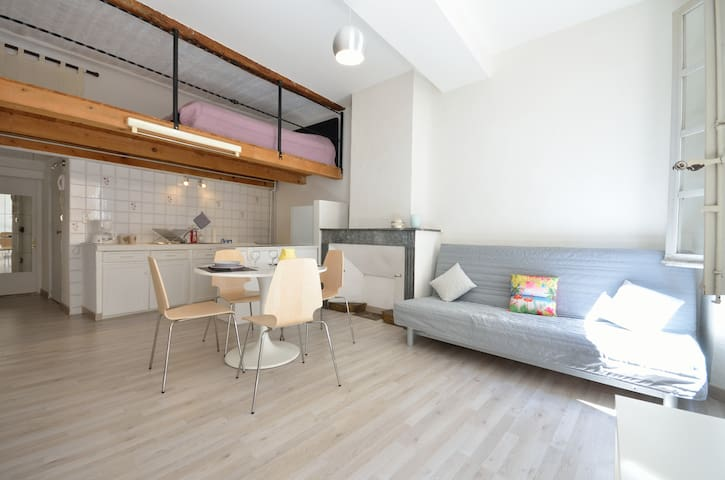 Original features, town center - Draguignan - Huoneisto