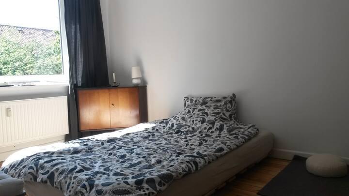 Gemütliche, ruhige, zentrale Zweizimmerwohnung