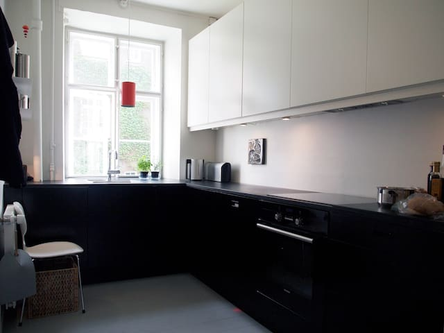 The kitchen was renovated in 2010