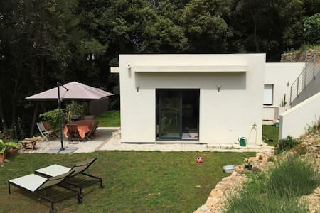 Peaceful family villa in Antibes - Antibes
