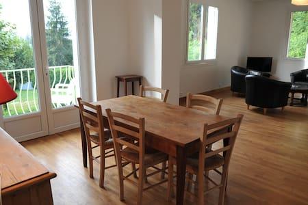 Maison familiale calme jardin  (3*) - Savignac-les-Églises