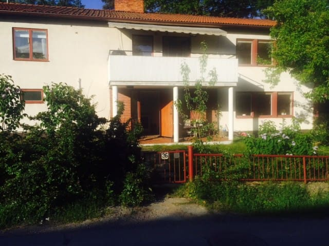 House in nice area close to city - Nacka - House