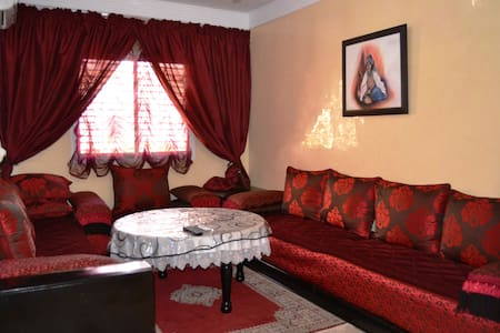 Nice apart. very well furnished Wif