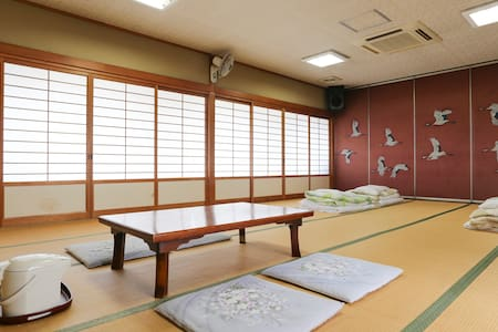 [ Spacious ] The Japanese Traditional Tatami Room - 오사카 - 단독주택