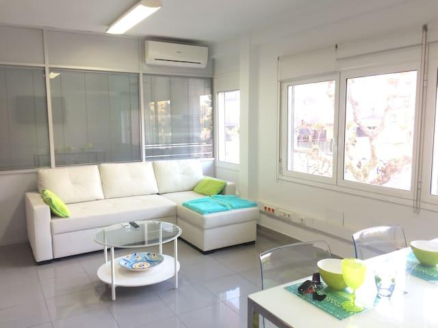 Apartamento c/Barcelona Salou - Salou - Apartemen