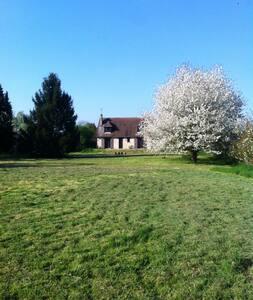Maison au coeur d'un petit village - Mousseaux-Neuville - Rumah