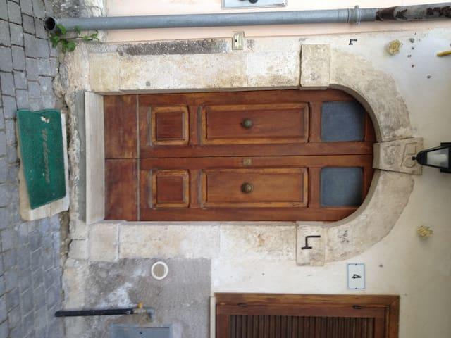 Casa su montagne abruzzesi - Santo Stefano - House
