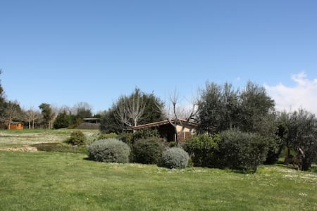 Independent house inMaremma Toscana - Pereta - Ev