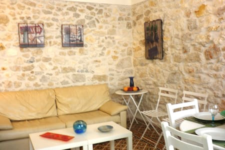 Stone Built Apartment, in the center of Heraklion. - Iraklio - Apartemen