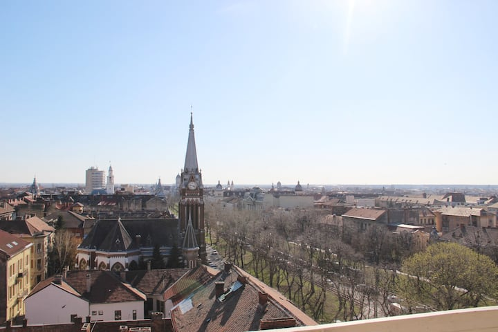 Stunning views in the heart of Arad