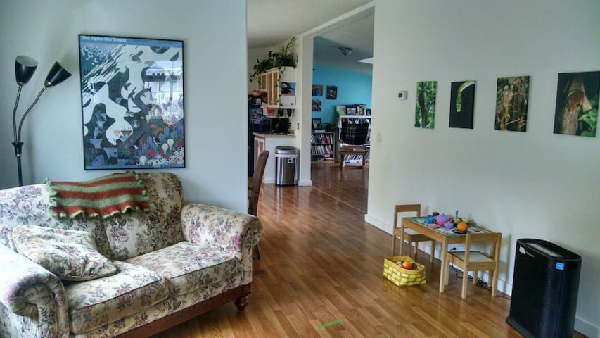 Family-Friendly in Beach Town - Fort Bragg - House