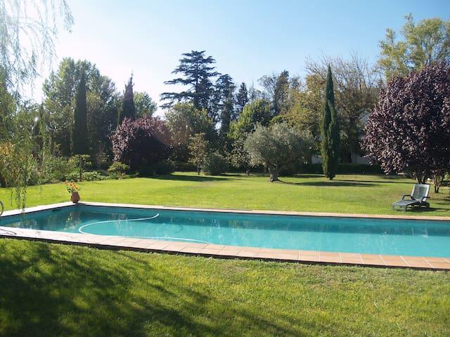 Balaguer · tranquil·litat i natura - Balaguer - Bed & Breakfast
