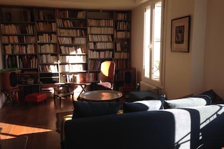 Duplex de 100m2 à 5 mns de Paris - Les Lilas