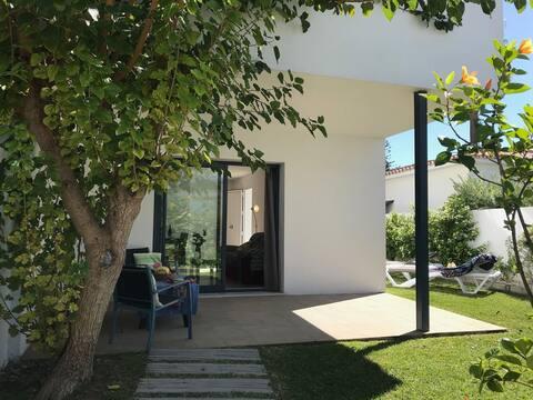 Modernes, gepflegtes Ferienhaus für 4 Personen in Fuente del Gallo