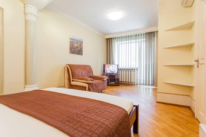 Апартаменты в центре Киева