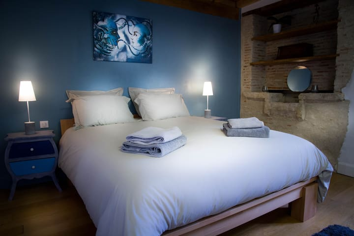 Luxury GuestHouse Gascony Condom - Auch - Rumah