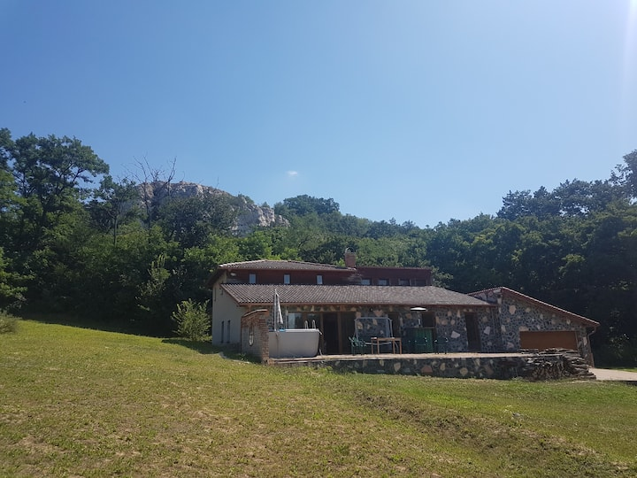 Villa Stone  is primarily for private events