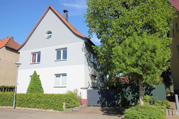 Ferienwohnung-Halberstadt/Harz