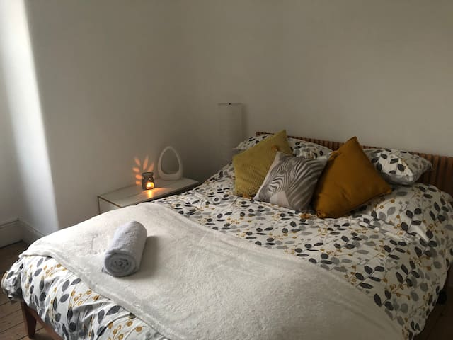 SPACIOUS DOUBLE ROOM CLOSE TO CENTRE