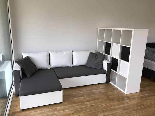 Large and modern 1.5 Room Apartment in Zürich