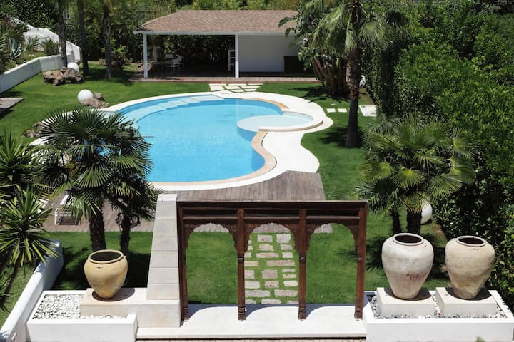 Suite Verde in SicilyHome - Palermo - Villa