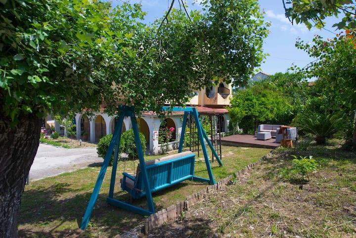 Villa Oasis, Sidari, Ag.Ioannis, North Corfu, NK