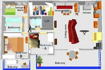 Οur apartment