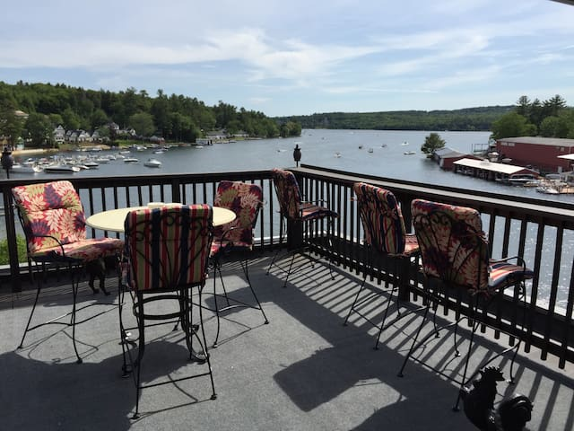 Luxury Lake Winnipesaukee Penthouse - Laconia - อพาร์ทเมนท์