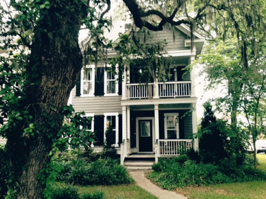 Oak Tree Oasis In Charleston Houses For Rent In North Charleston South Carolina United States