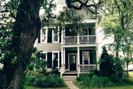 Oak Tree Oasis in Charleston