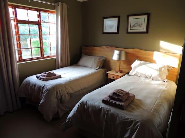 Nukakamma Guest House - Indlovu - Colchester, Addo - Apartament