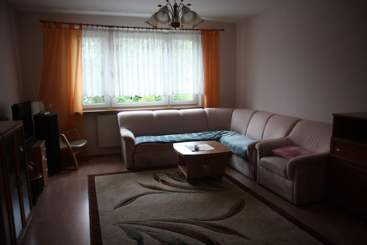 Spacious flat in the heart of Poprad