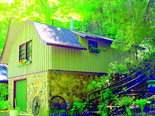 A Breath of Fresh Air-Two - Robbinsville - Chalet