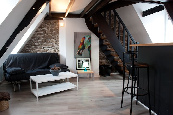 Cosy Sablons Beach - Saint-Malo - Lägenhet