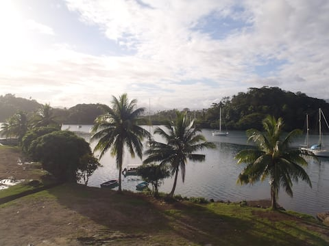 Savusavu furnished 2 Bedroom / Bathroom Appartment