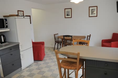 Maison calme 3/4 personnes (3*) - Savignac-les-Églises - Casa