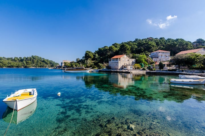 Mljet Jewel in National Park