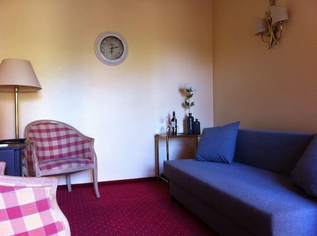 Woonkamer suite 2