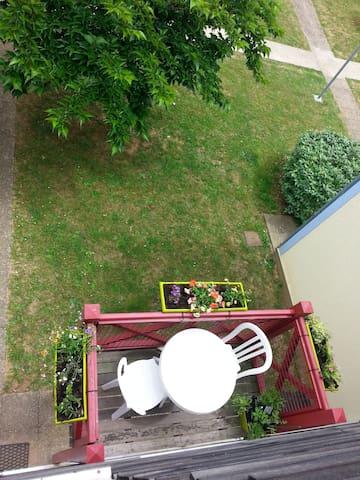 Un coin de paradis à la rochelle - La Rochelle - Lägenhet