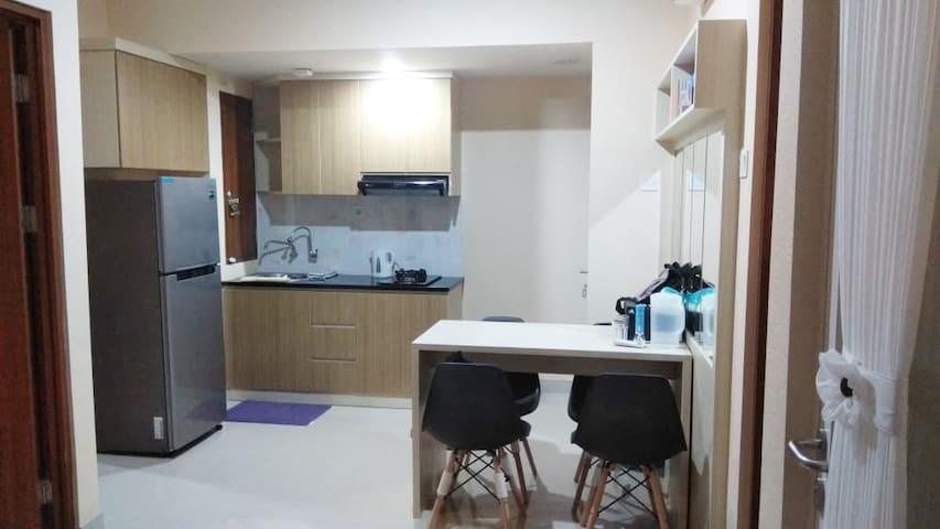 Cozy Apartment Grand Kamala Lagoon 2 BR Full Furn