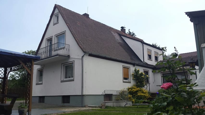 DHH / Semi-detached house + Garden - Nürnberg - Ev