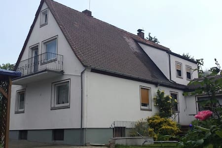 DHH / Semi-detached house + Garden - Nürnberg - 獨棟