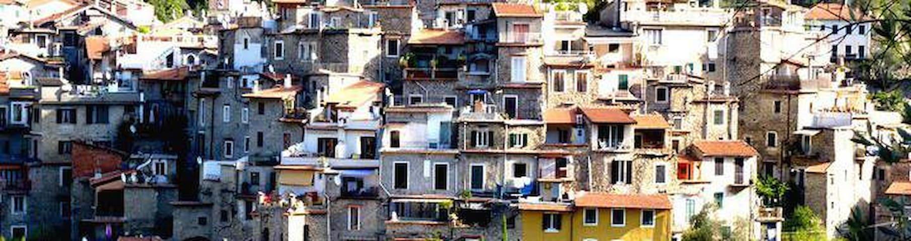 Appartamento Airole, Liguria - Airole - Lägenhet