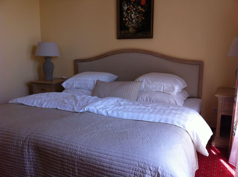 Slaapkamer suite 1