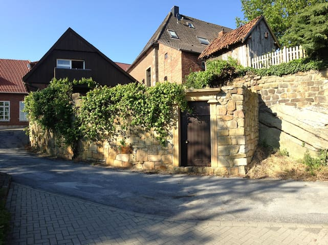 Vakwerkhuis  uit 1815 met 3 suites - Bad Bentheim - Hus