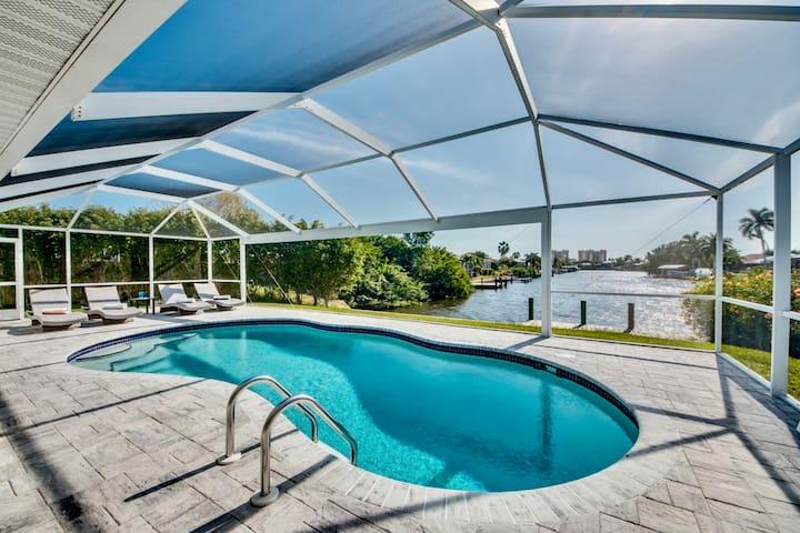 LAST MINUTE! Villa Sunshine Bay, Pool, new, modern