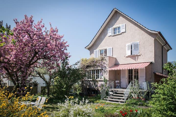 """Gartenzimmer im """"au jardin"""""""